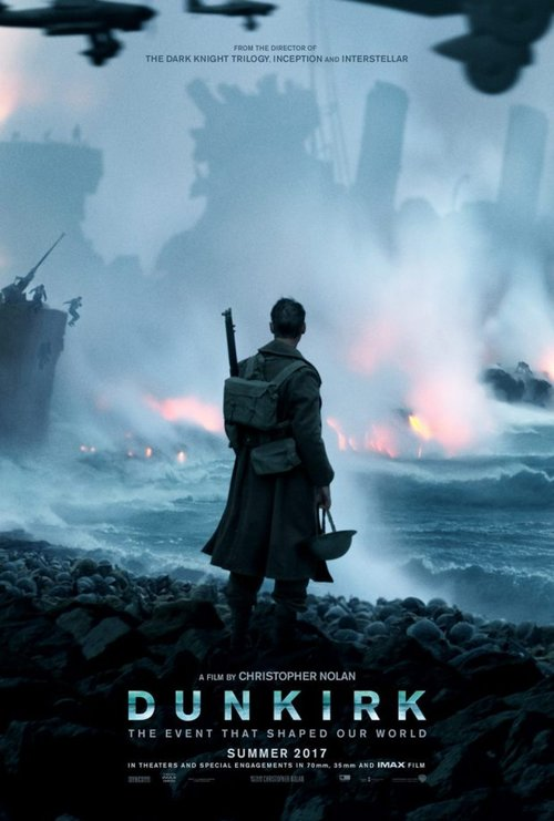 Master Review: Dunkirk — photations
