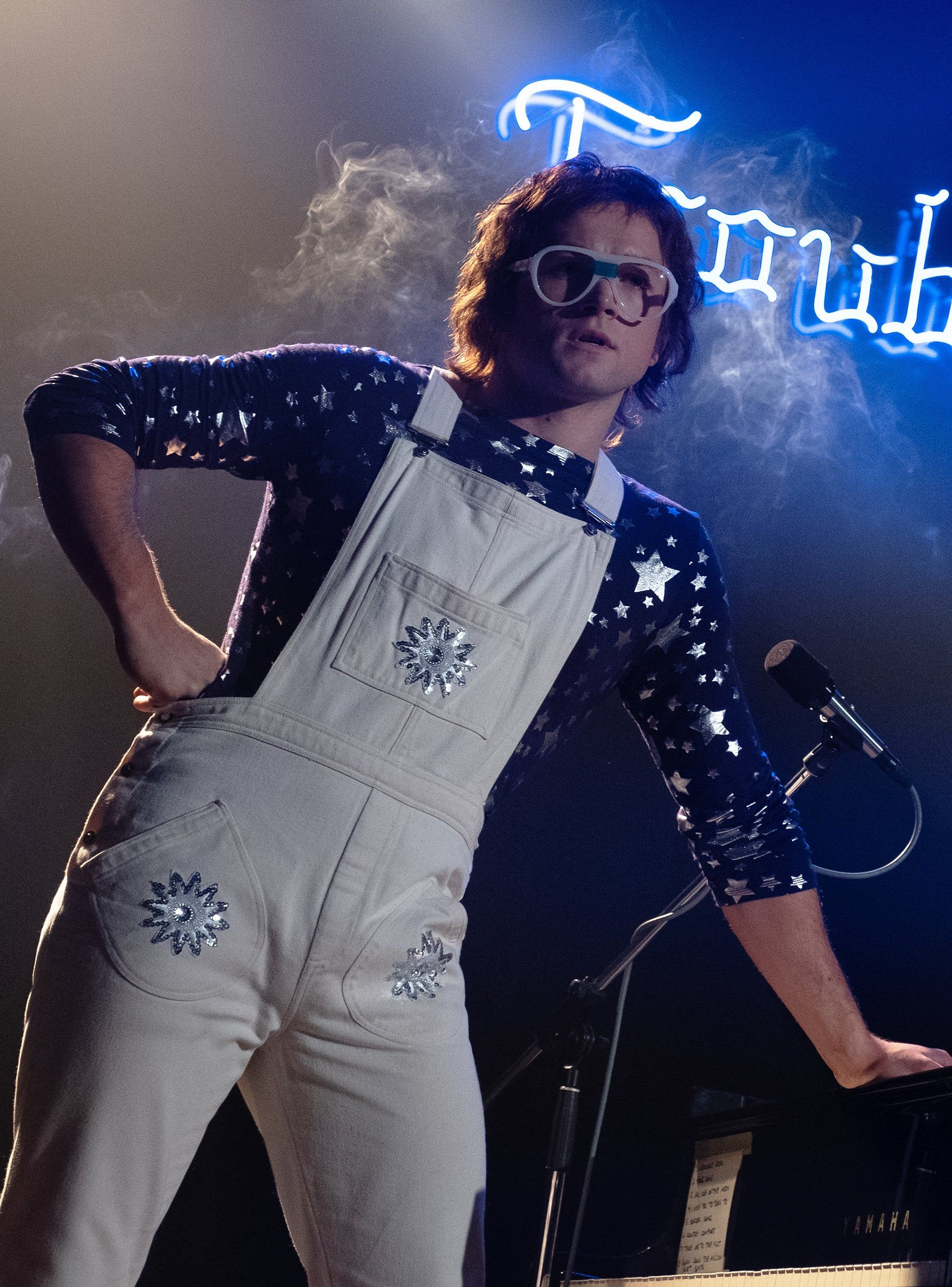 Sparkle This Halloween With These Rocketman-Inspired Costumes