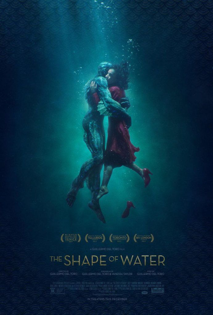 The Shape Of Water (2017) Horror, Thriller