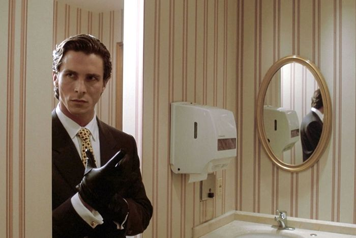 You Can't Say American Psycho Didn't Warn Us