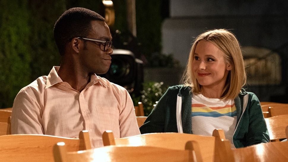 If You Ship Eleanor & Chidi From 'The Good Place,' Read These 10 Books