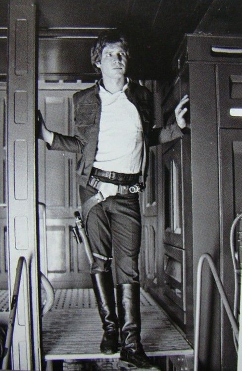 Making of THE EMPIRE STRIKES BACK (1980)   album 2 of 4