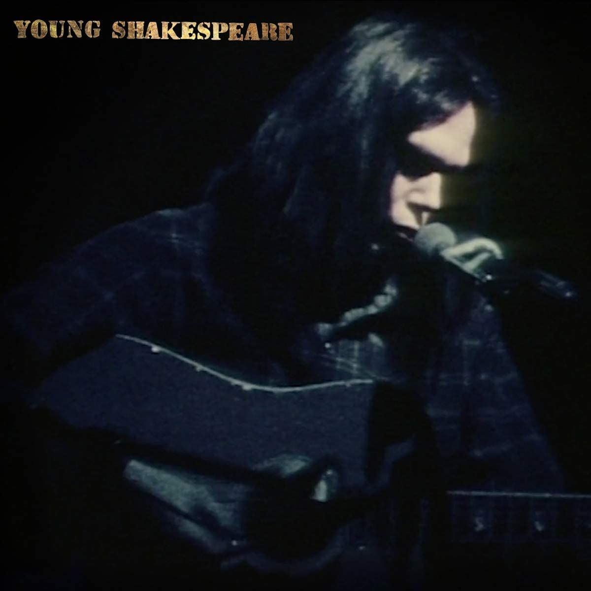 Neil Young Young Shakespeare VINYL LP